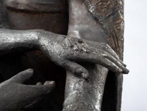 Stefan Kube, Schmerzhafte Mutter von Telgte (Detail)